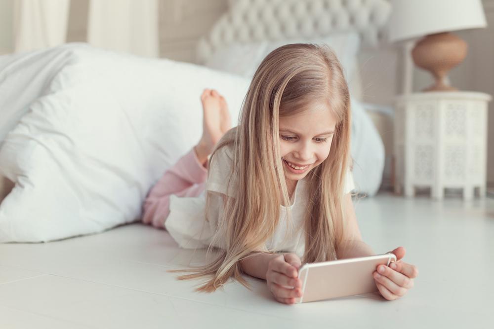 Studie: Smartphones machen Kinder depressiv