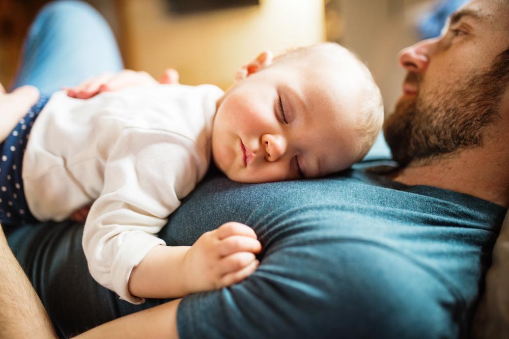 7 Dinge, die dein Baby happy machen
