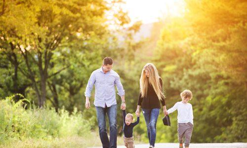 Studie: Kinder bedeuten für viele Paare nicht automatisch Glück