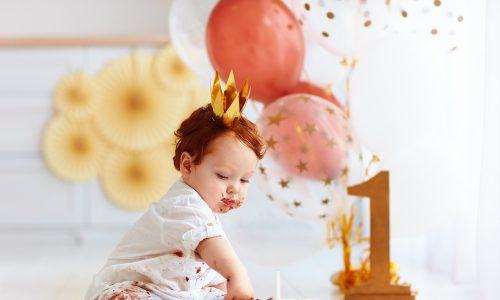 Die etwas anderen Ideen für Babys 1. Geburtstag