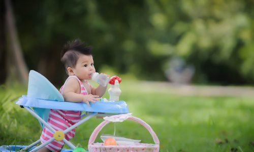 Lauflernhilfen sollen schädlich für dein Baby sein und das ist der Grund