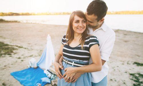 7 Sätze, die Männer niemals sagen sollten, wenn die Partnerin schwanger ist