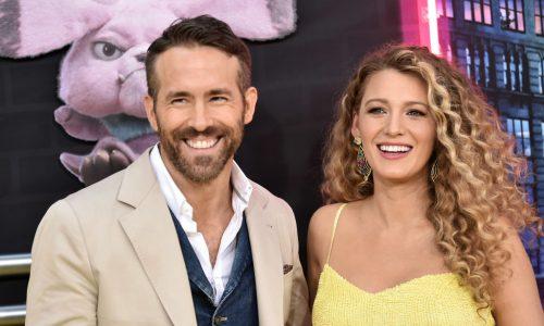 Blake Lively und Ryan Reynolds werden zum dritten Mal Eltern
