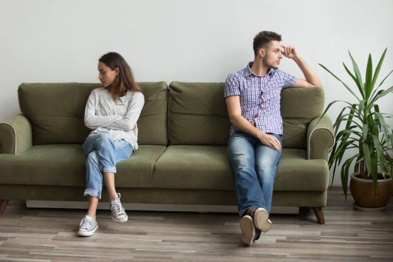 5 Situationen, die jede Paar-Beziehung zerstören