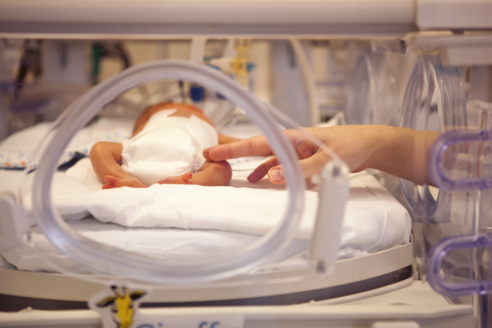 Extremes Frühchen: Baby kommt in Kalifornien mit 245 Gramm zur Welt