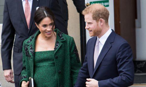 Meghan und Harry haben nicht das volle Sorgerecht für das Baby und das ist der Grund