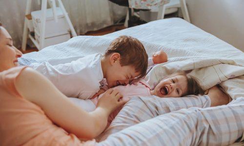 Tipps für die Sicherheit im Familienbett