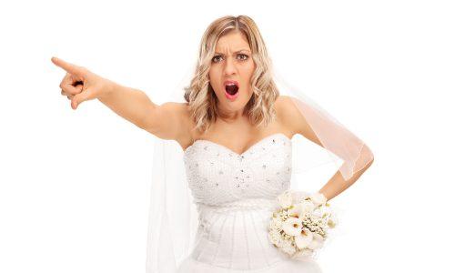 Braut plant Hochzeit ohne Kinder und ergreift dabei drastische Maßnahmen
