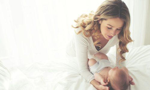 8 seltsame Sorgen, die alle frischgebackenen Mamas haben