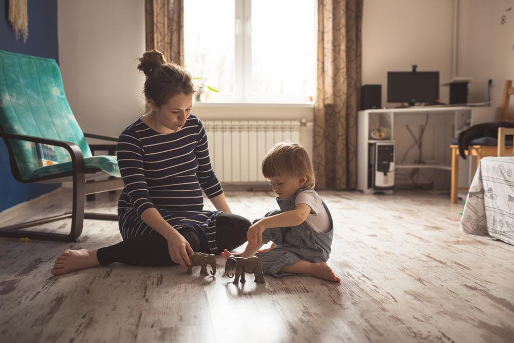 4 Dinge, die sich mit dem zweiten Kind WIRKLICH ändern