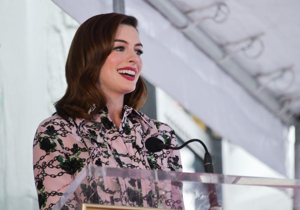 Anne Hathaway wird zum zweiten Mal Mama