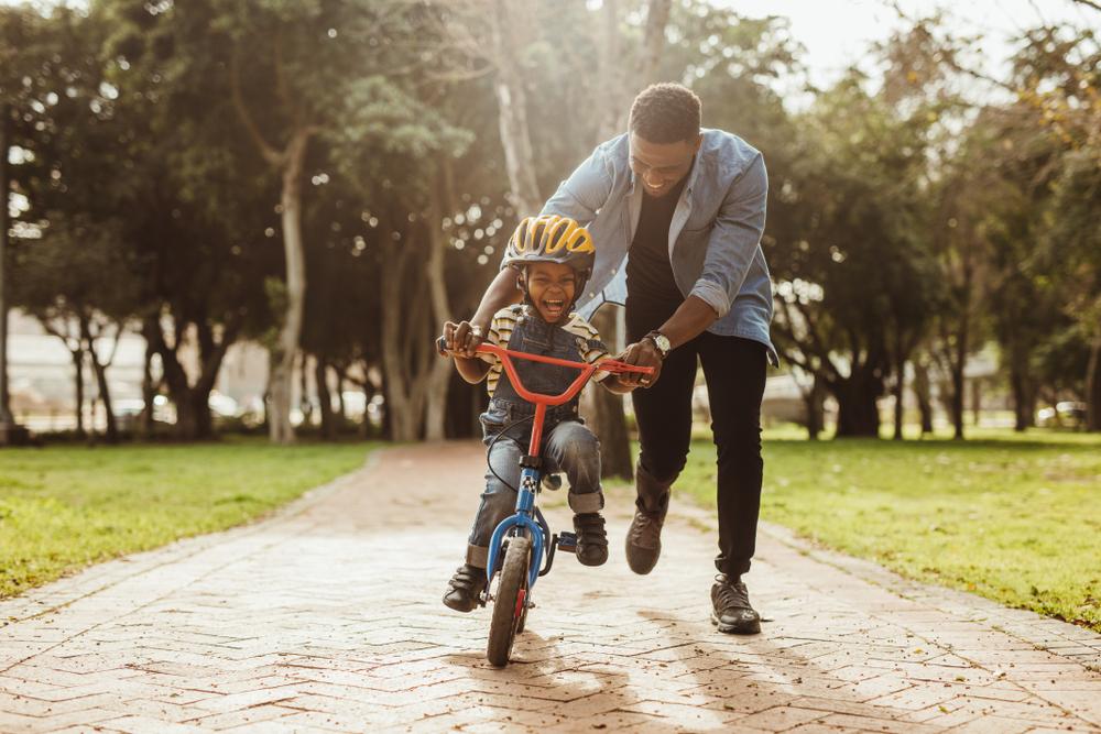 Studie: Kinder von Alleinerziehenden sind genauso glücklich