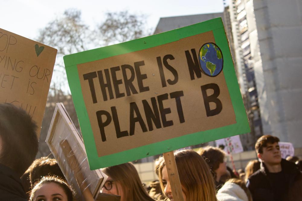 Der Umwelt zuliebe: Zweifache Mutter will Leute davon abbringen Kinder zu bekommen