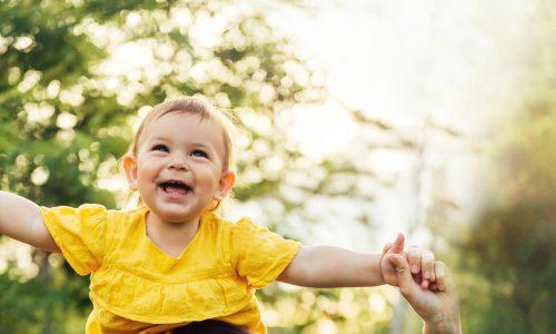 Das Glück der Kindheit: Wie Unvoreingenommenheit funktionieren kann
