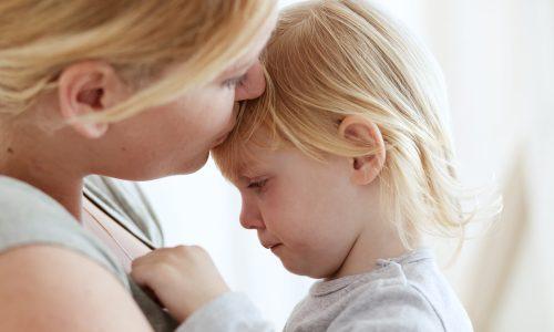 Kleinkinder sind mit Entschuldigungen überfordert