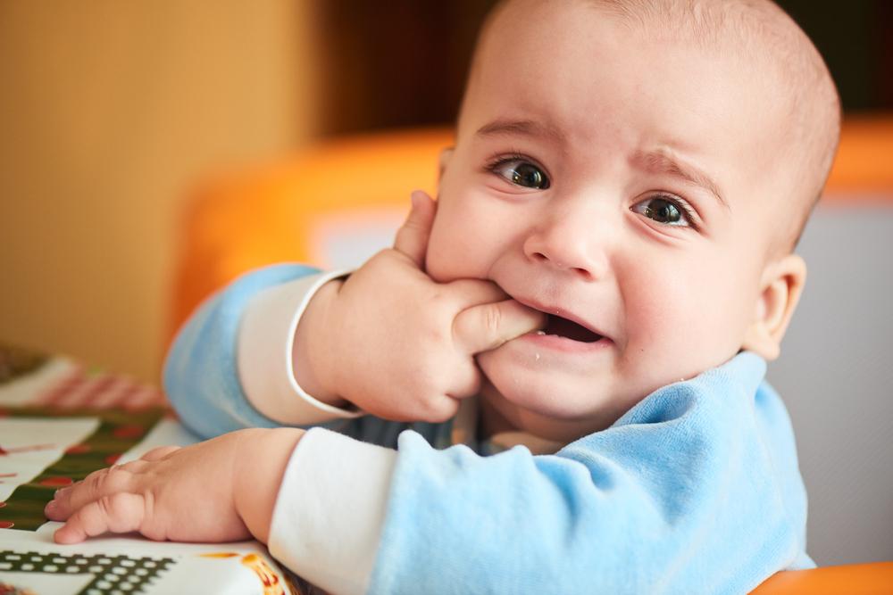 Die Besten Tipps um deinem Baby das Zahnen zu erleichtern