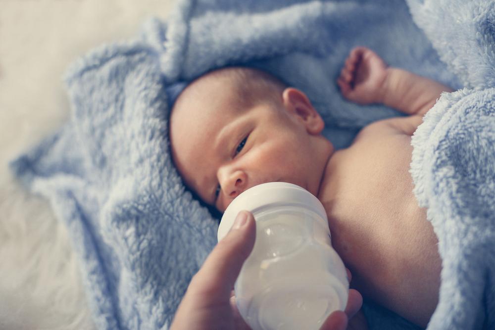 5 Gründe, warum es okay ist, wenn du dein Baby nicht stillen kannst (oder willst)