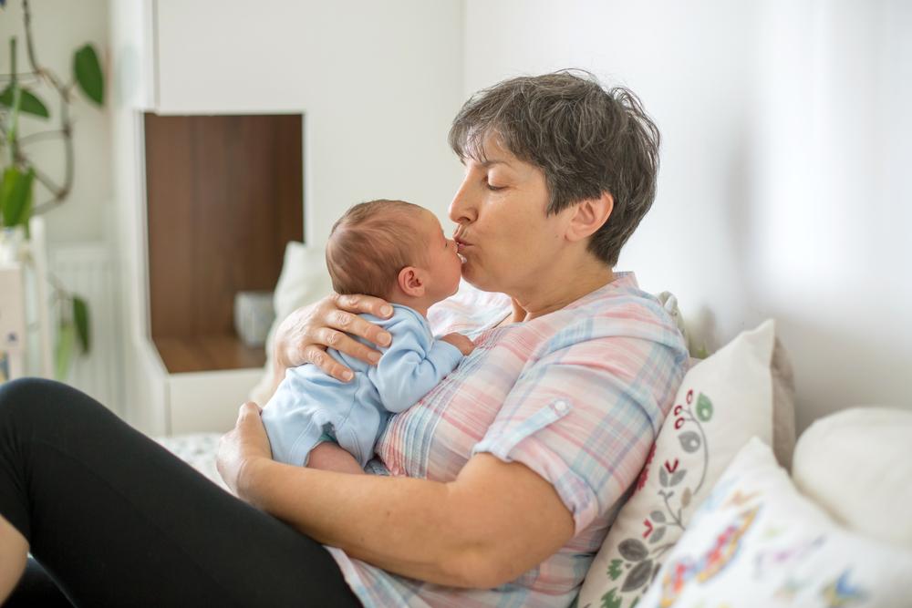 Immer mehr Mütter über 50