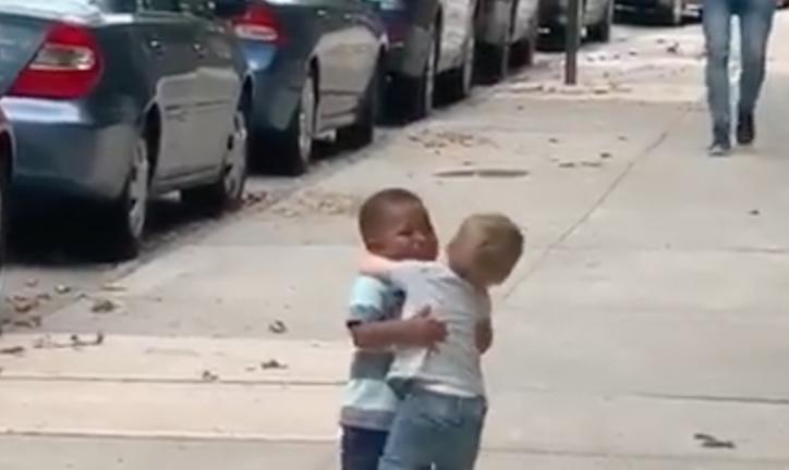 Dieses Video zeigt, was wahre Freundschaft bedeutet