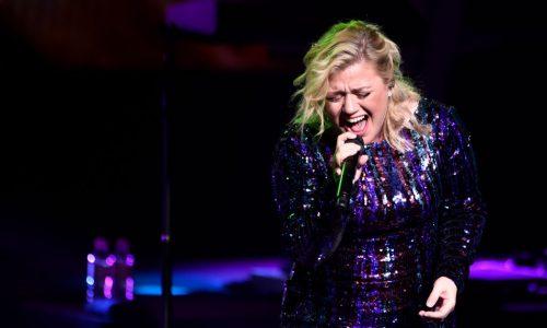 """Kelly Clarkson spricht ehrlich übers Mutter-Sein: """"Ich weine oft im Bad"""""""