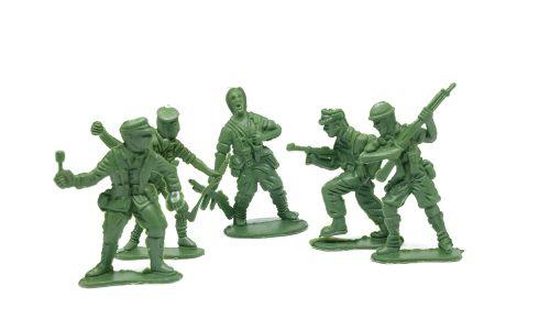 Wegen Brief einer 6-Jährigen: BMC Toys stellt jetzt auch Spielzeug-Soldatinnen her