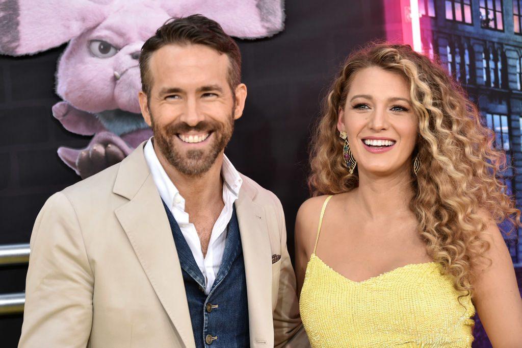 Blake Lively & Ryan Reynolds posten erstes Babyfoto