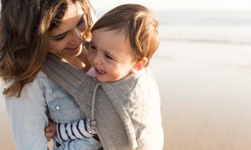 5 Gründe, warum du dein Baby mehr tragen solltest