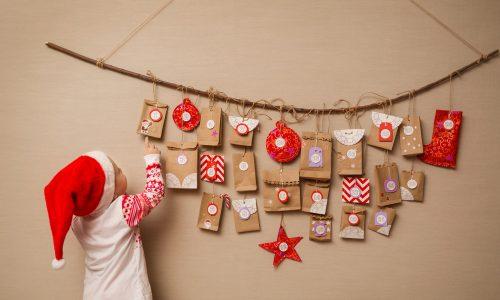 Die 6 besten Ideen für Babys ersten Adventkalender