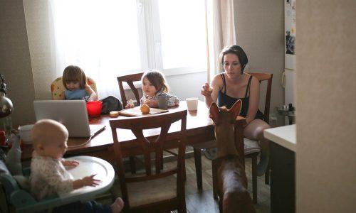 Diese Familie lebt erziehungsfrei – wie geht das?