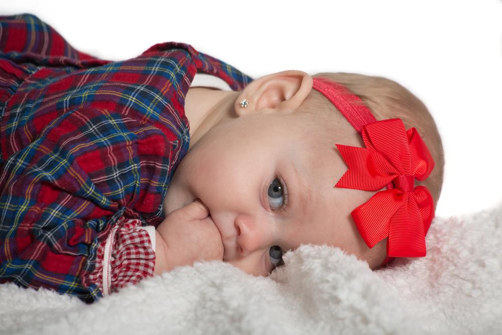 Ohrlöcher bei Babys: Okay oder No-Go?