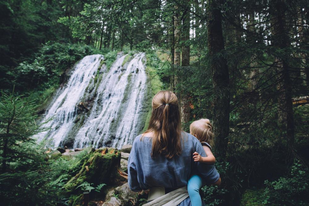 Mein Beitrag zum Klimawandel – Warum ich täglich mit meinem Kind in der Natur bin