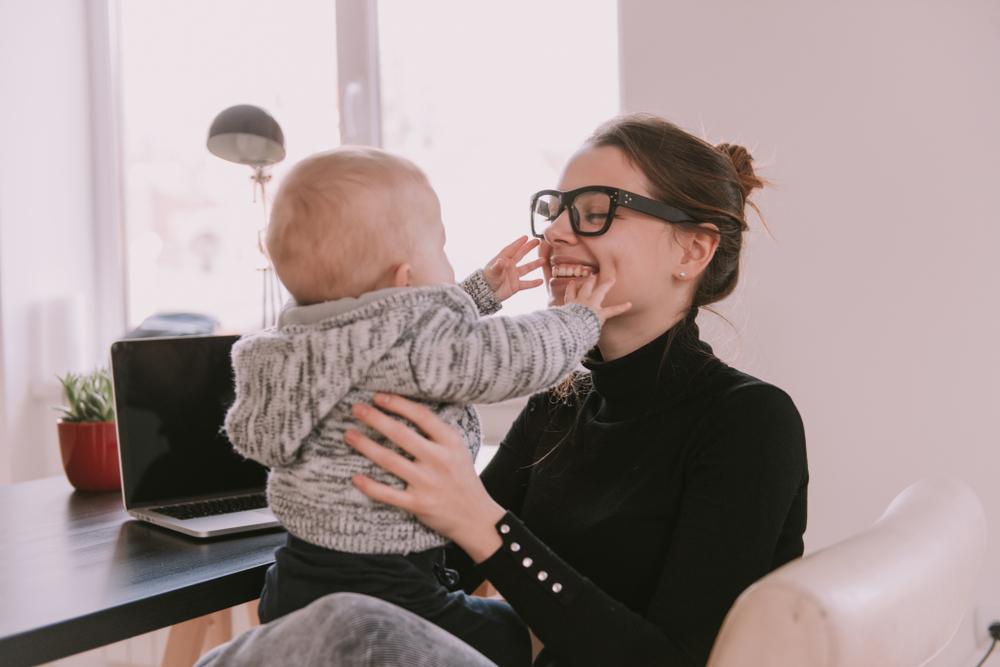 Mein Tag in Zahlen: Was Mamas an einem Tag erledigen