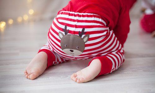 Babys erstes Weihnachtsfest – Was du unbedingt bedenken solltest
