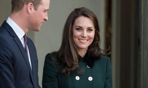 Kate Middleton soll mit Zwillingen schwanger sein