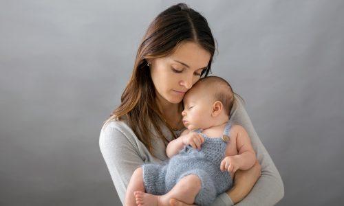 Blasenschwäche nach der Geburt: Was hilft?