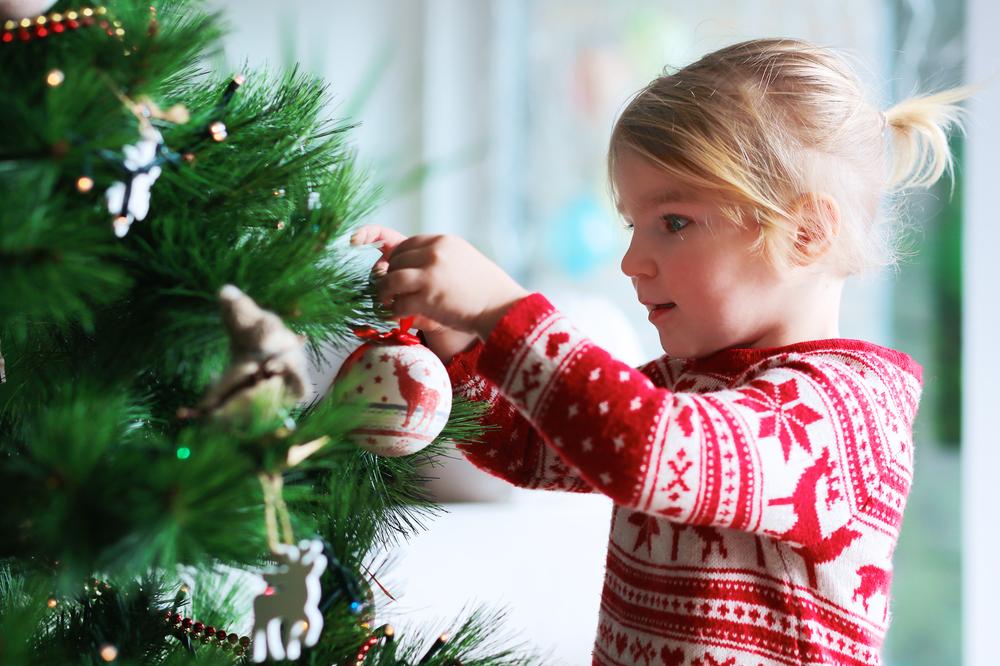 Wie sich die Weihnachtsvorbereitungen mit Kind verändern