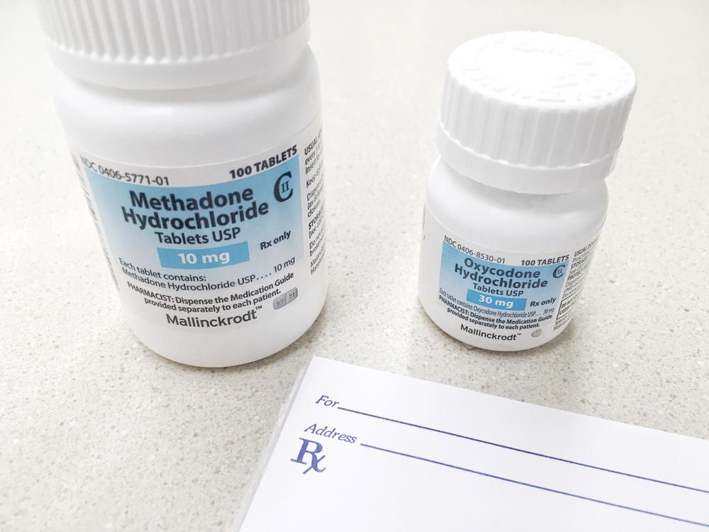Monatelang: Mutter verabreichte Tochter Methadon zur Beruhigung