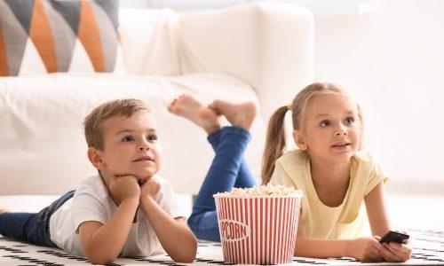 #movietime: 5 Hacks für den perfekten Filmeabend mit Kindern
