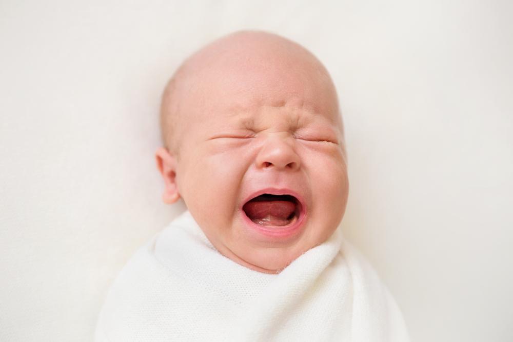Baby Ständig Unzufrieden