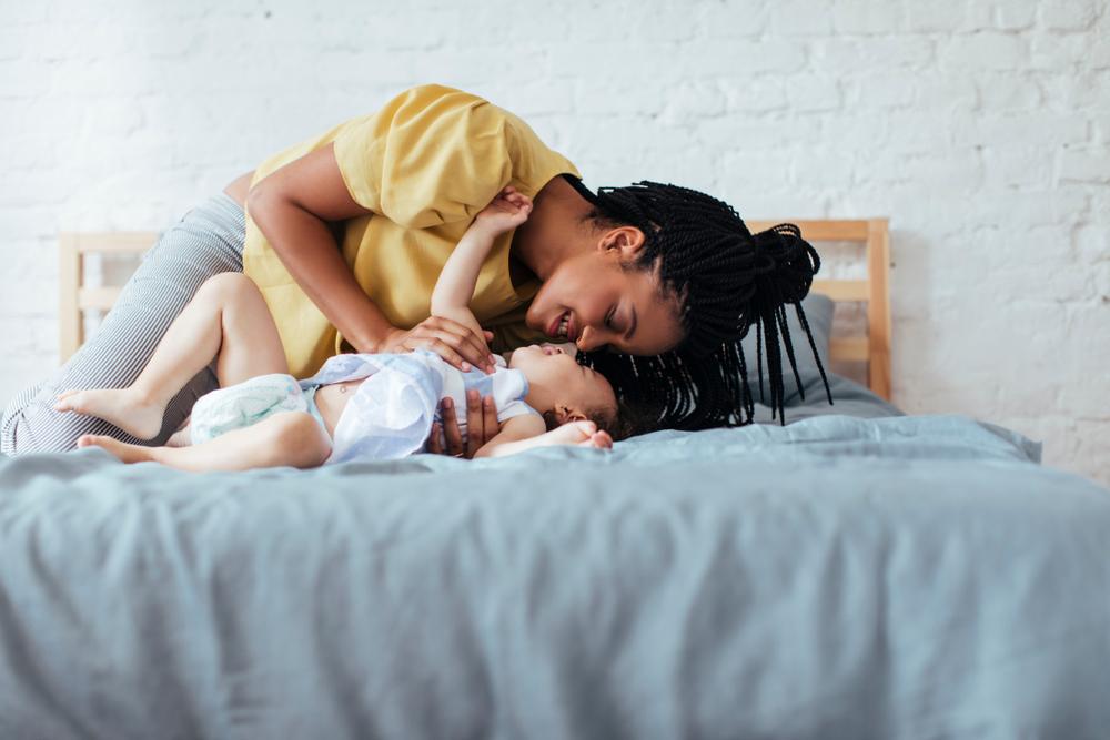 Was ein Babywirklich braucht ist Nähe