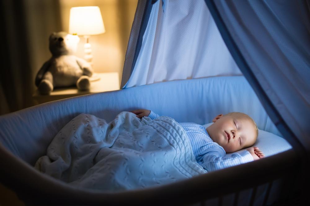 Dein Baby kann abends nicht einschlafen und wacht mehrmals pro Nacht auf?