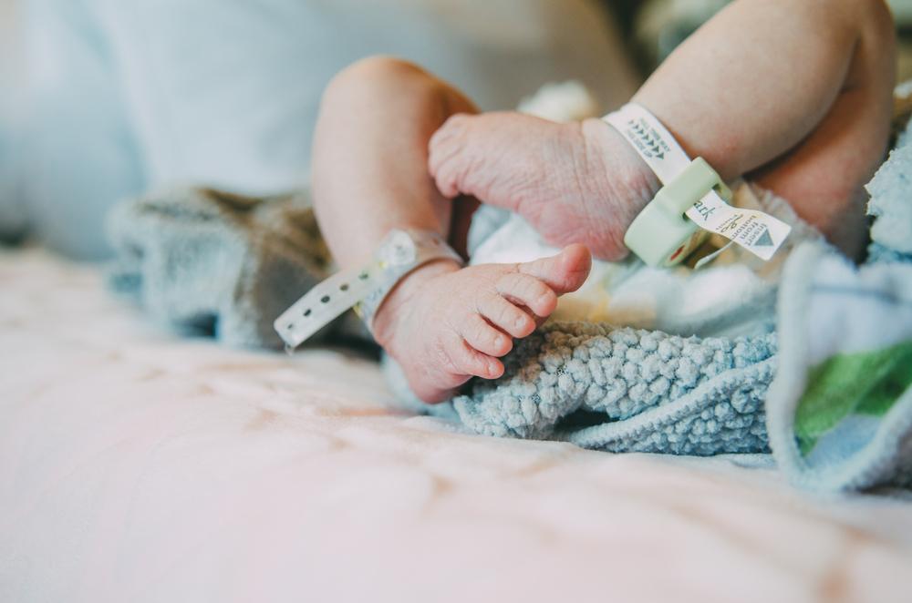 Palindrom Tag: Dieses Baby wurde am 02.02.2020 um 20:02 Uhr geboren