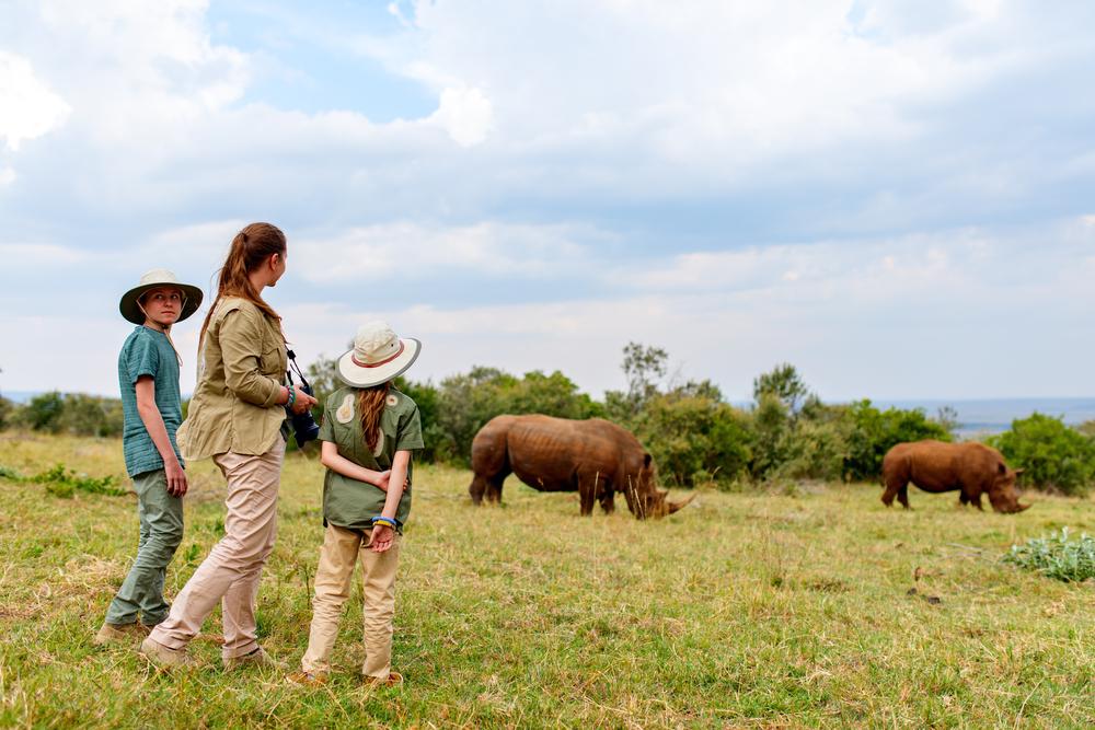 Jagdtouren in Afrika für Vierjährige: Sie dürfen Tiere töten