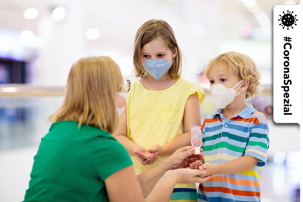 """Coronakrise: """"Kindern bloß keine Angst machen"""""""