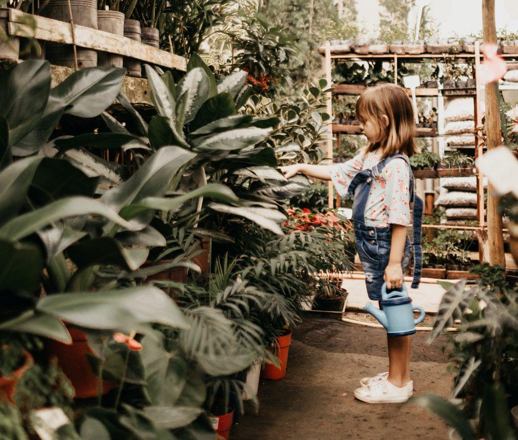 Gartenarbeit In Der Schwangerschaft