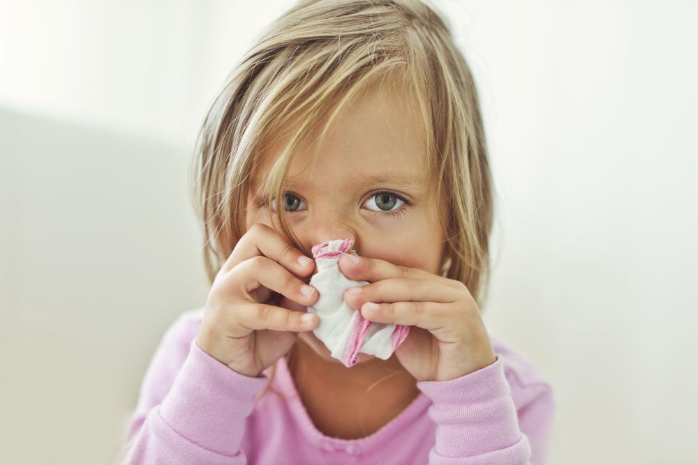 Kinder brauchen Kontakt mit Viren und Bakterien