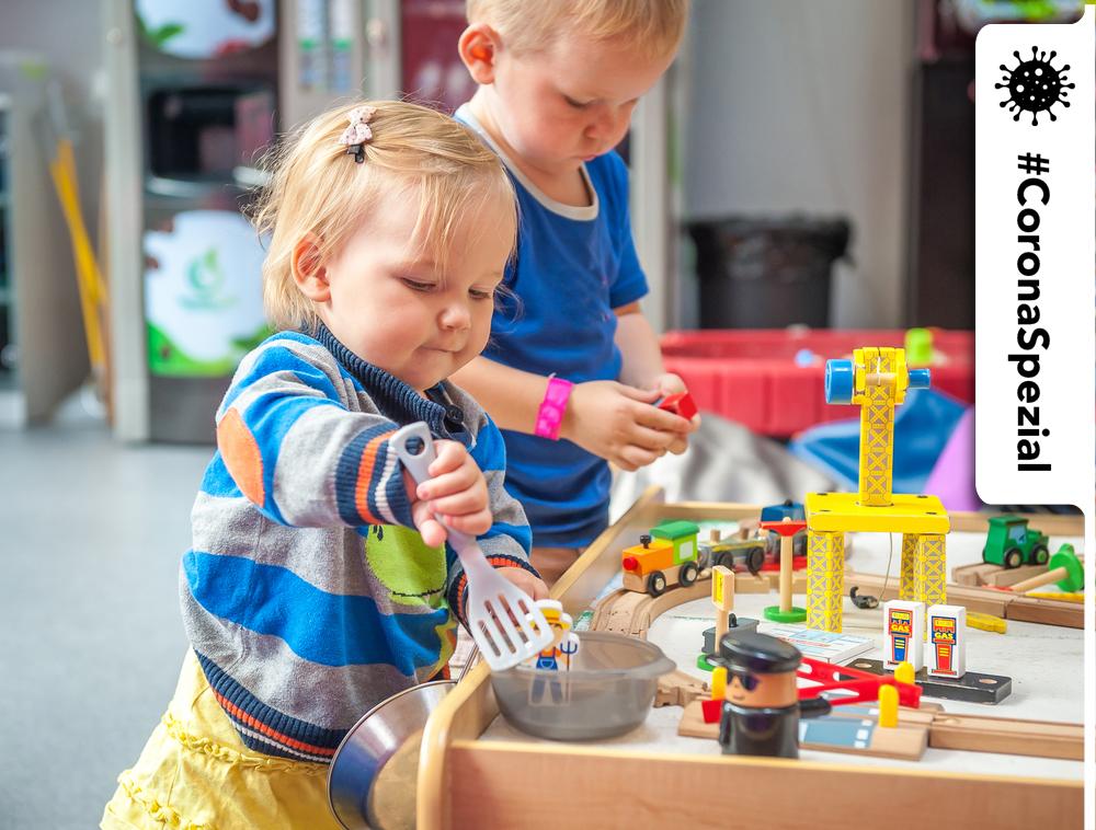 Corona- Krise: Ab wann soll mein Kind wieder in den Kindergarten gehen?