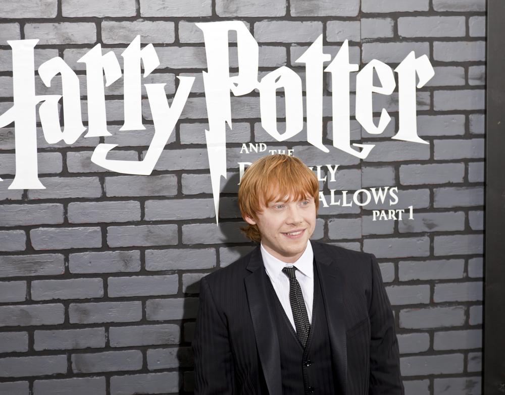 """""""Harry Potter""""-Star Rupert Grint ist Papa geworden"""