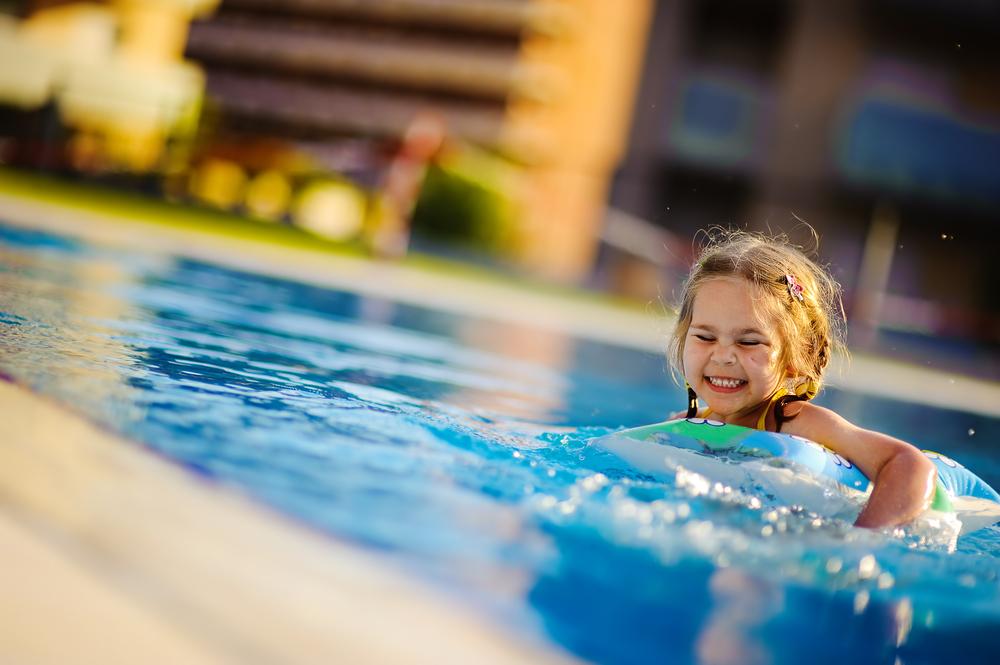 Schwimmen lernen auch ohne schwimmen zu gehen, ist das möglich?