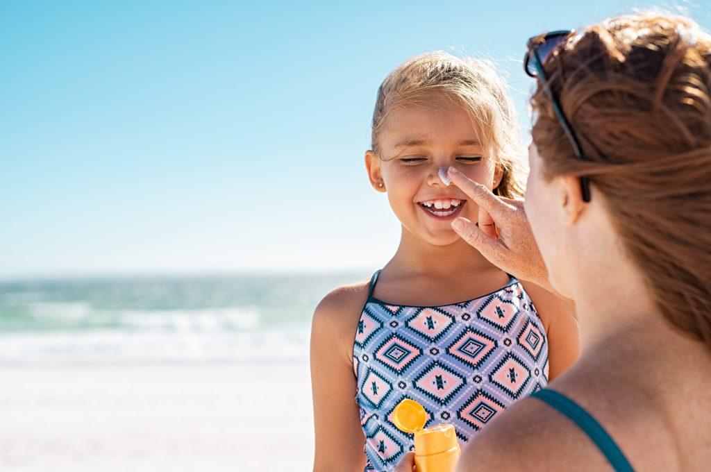 Welche Sonnencreme ist für mein Kind am besten?